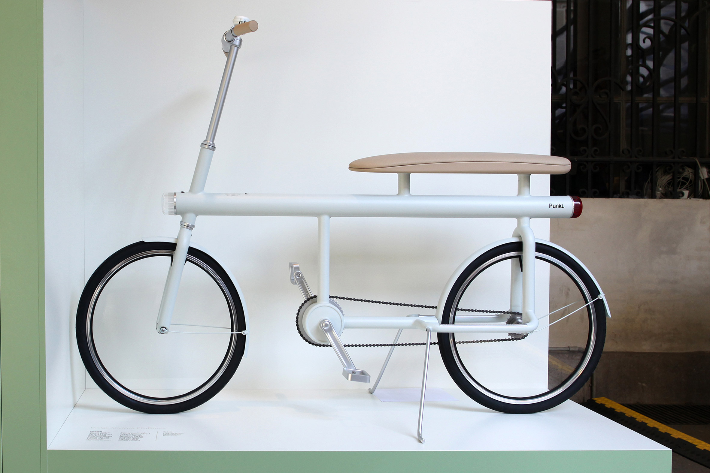 World's leading design schools create bikes adapted to each of their cities for Punkt