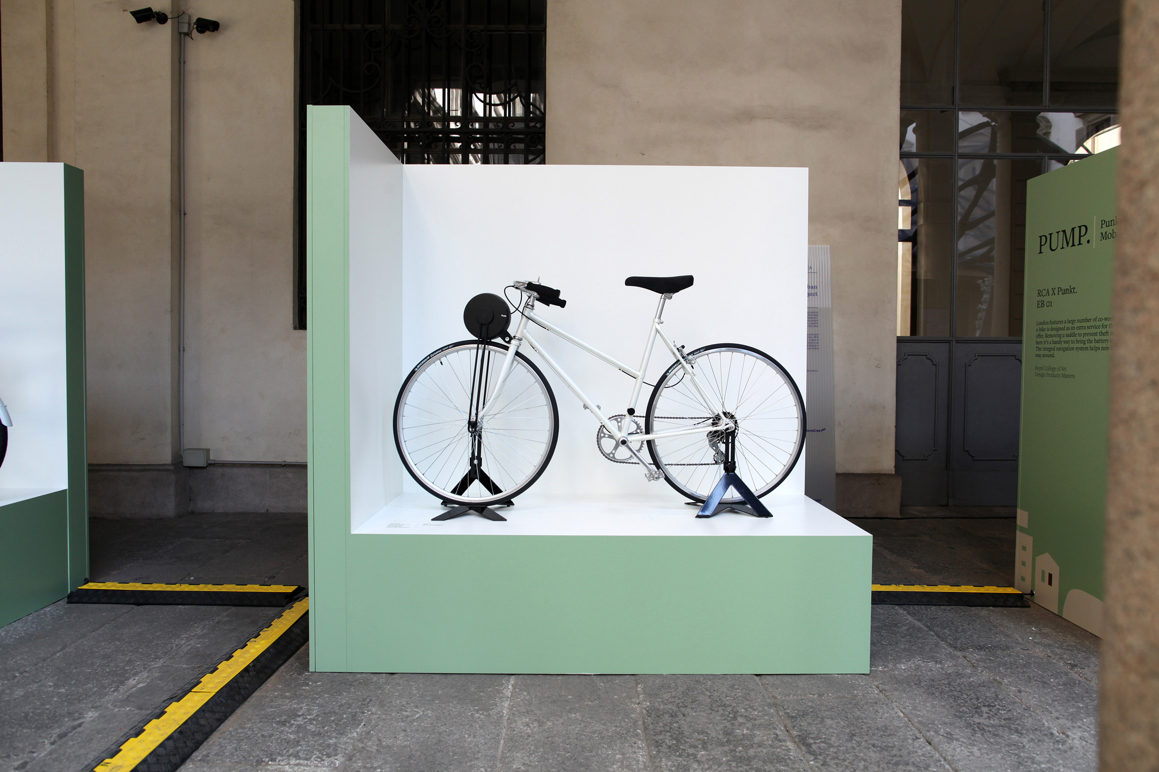 a30f836ca69 Design schools create bikes adapted to each of their cities for Punkt