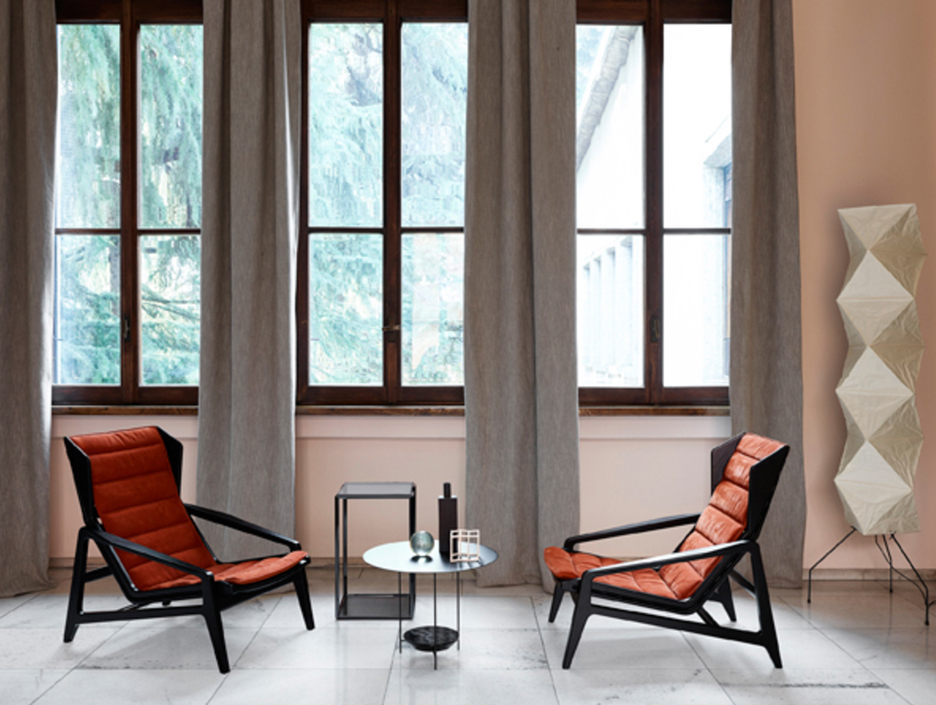 Cassina and Molteni&C heading to court over rights to Gio Ponti lounge chair