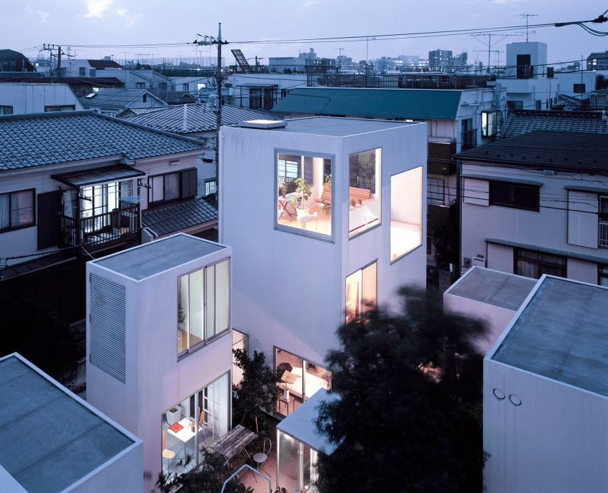 Moriyama House photos by Edmund Sumner