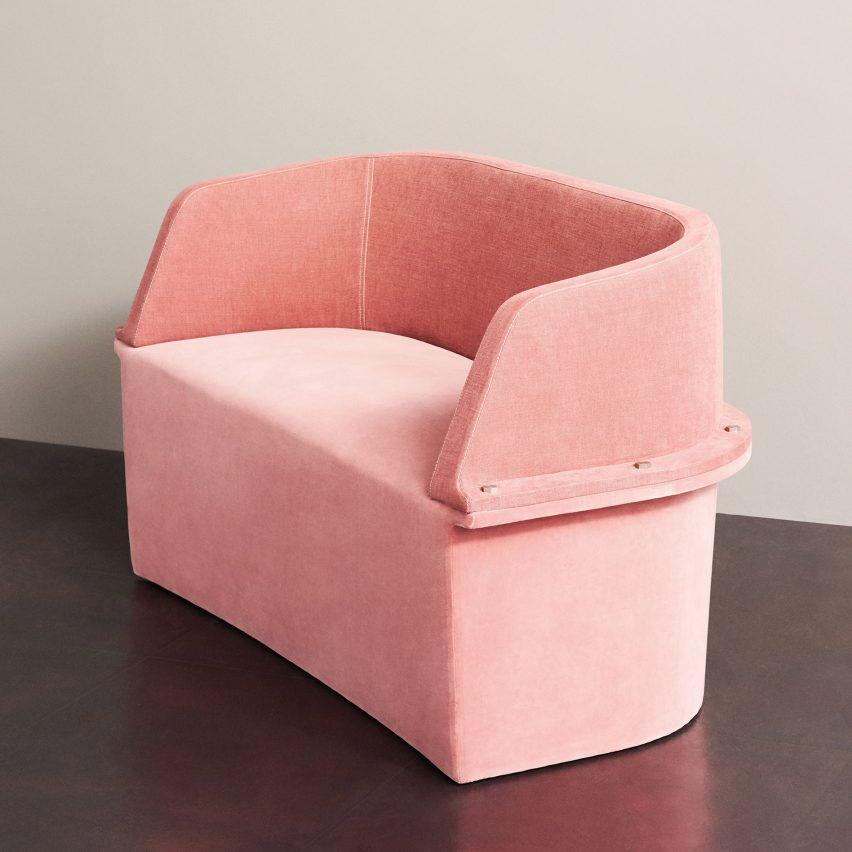 Dezeen Pinterest roundups Pink