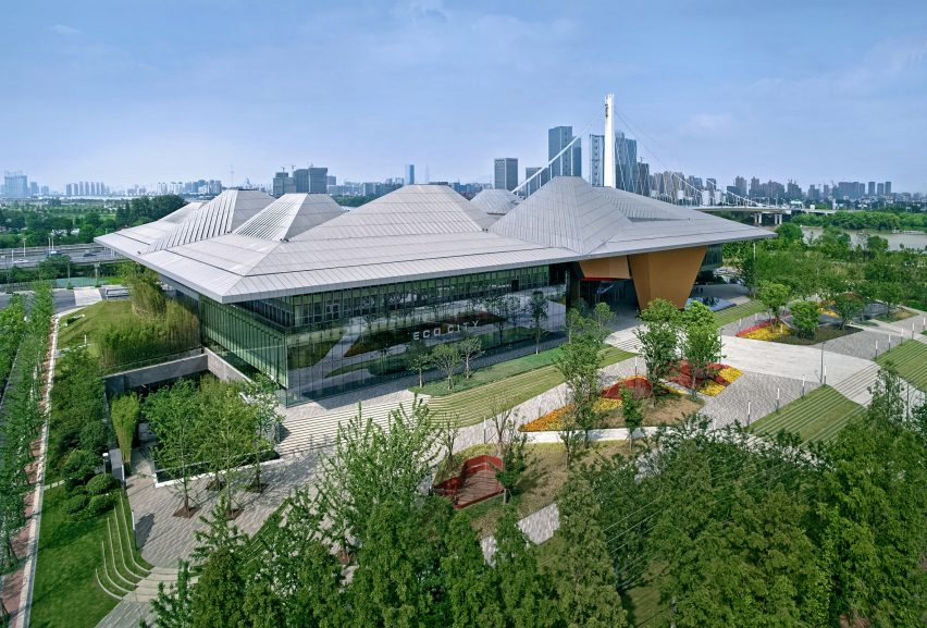 Nanjing EcoTech Island Exhibition Center