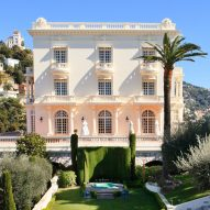 Karl Lagerfeld's former Monaco villa hosts new collectible design fair