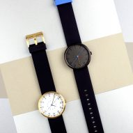 Optimef aims to revive Romania's watch industry with Memphis-inspired timepiece
