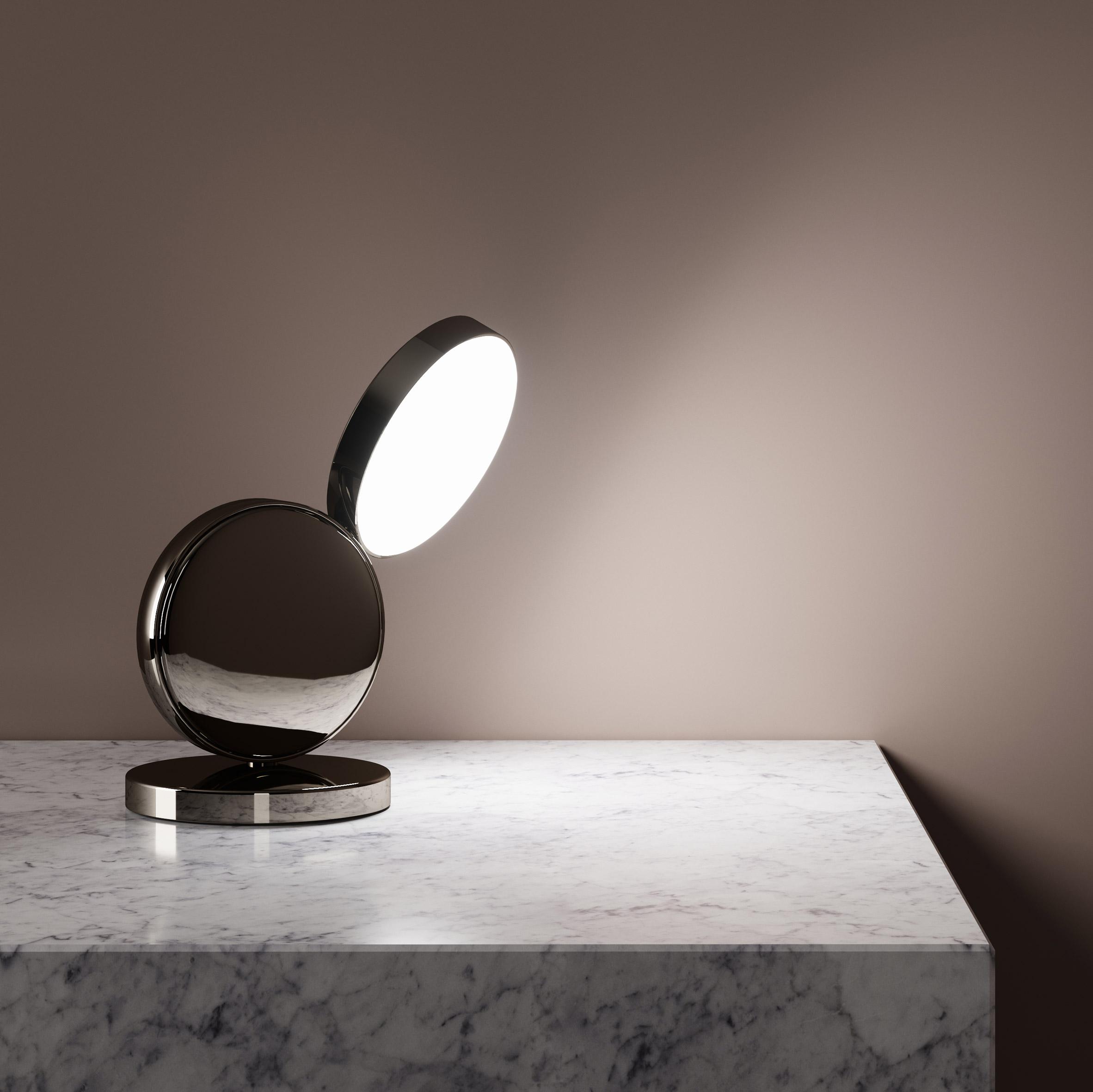 Claesson Koivisto Rune's Optunia lights at Milan design week