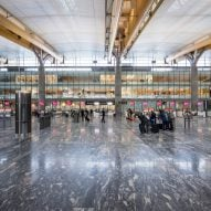 Oslo Airport by Nordic