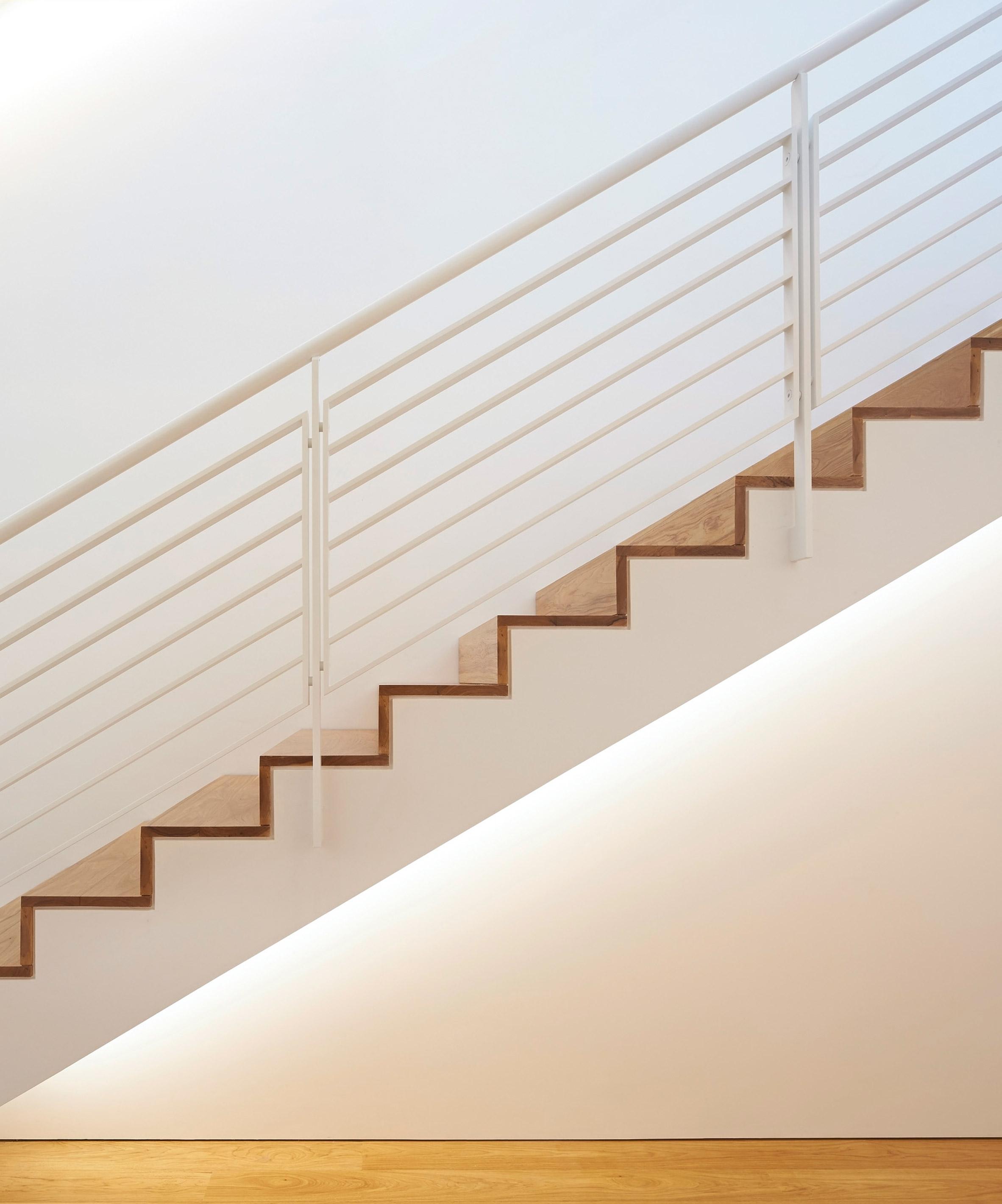 Richard Meier models all-white Oxfordshire residence on English