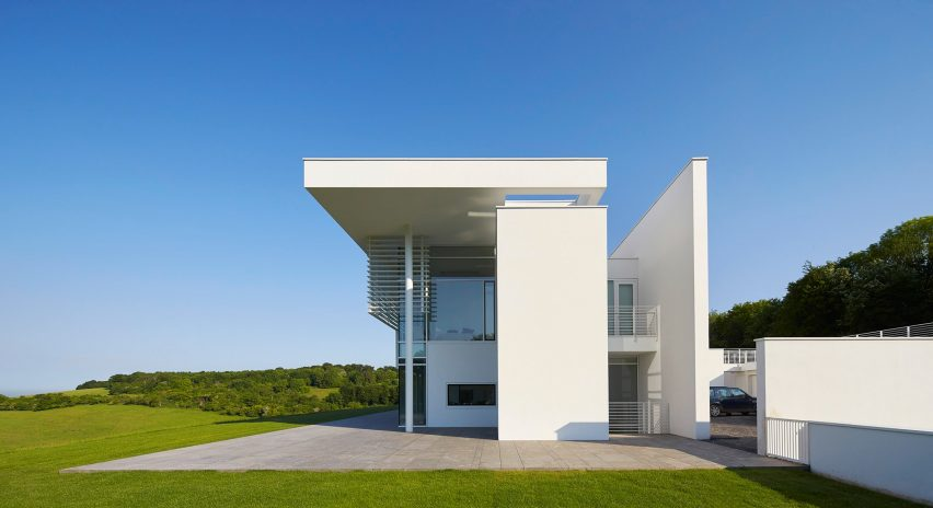 oxfordshire residence by richard meier partners - Richard Meier Homes
