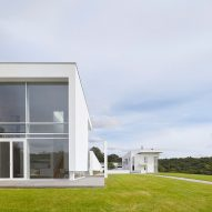 Oxfordshire Residence by Richard Meier & Partners