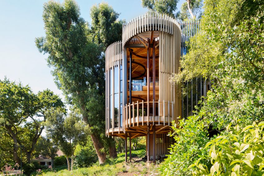 paarman treehouse by mv - Treehouse