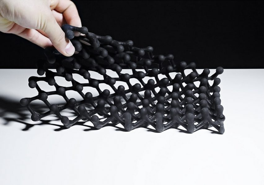 Rapid Liquid Printing by Steelcase, Christophe Guberan and MIT's Self-Assembly Lab