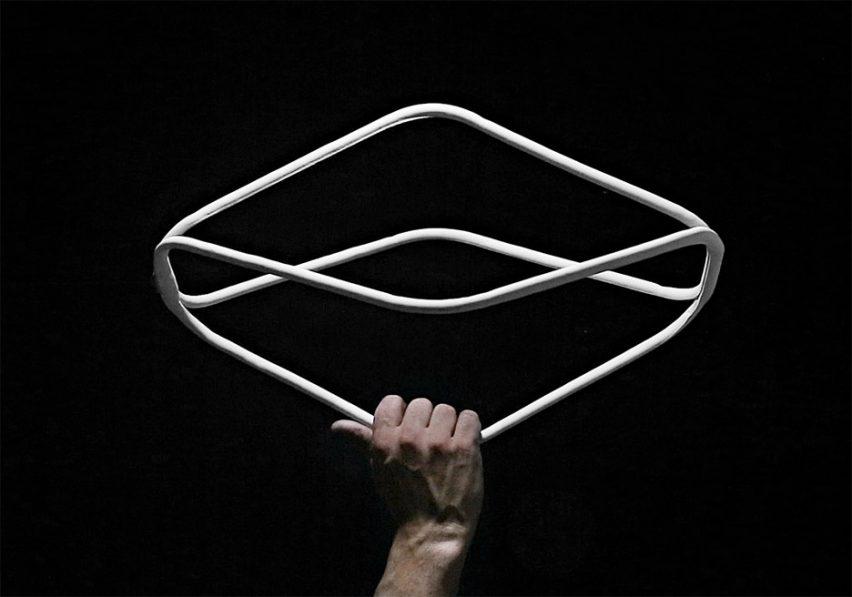 Rapid Liquid Printing par Steelcase, Christophe Guberan et le Laboratoire d'auto-assemblage du MIT