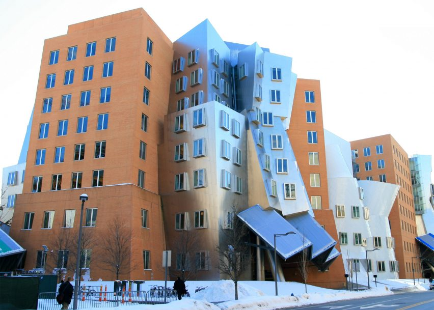 Ray and Maria Stata Center by Frank Gehry