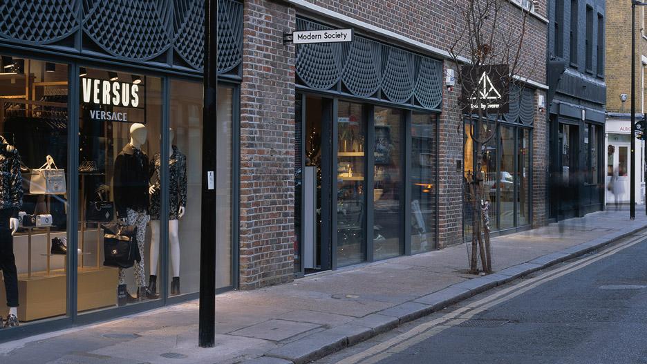 Redchurch Street by vPPR Architects
