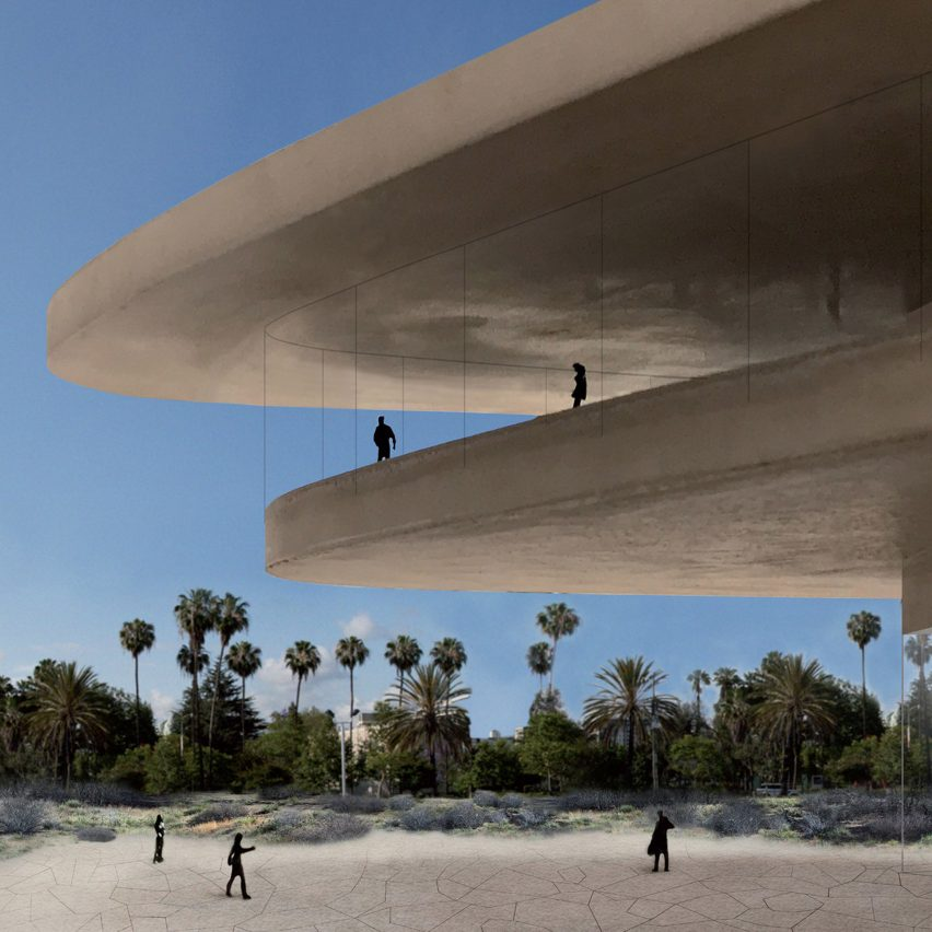 LACMA expansion by Peter Zumthor