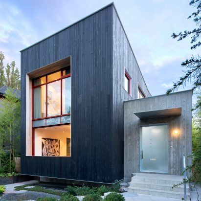 Rough House by Measured. Architecture