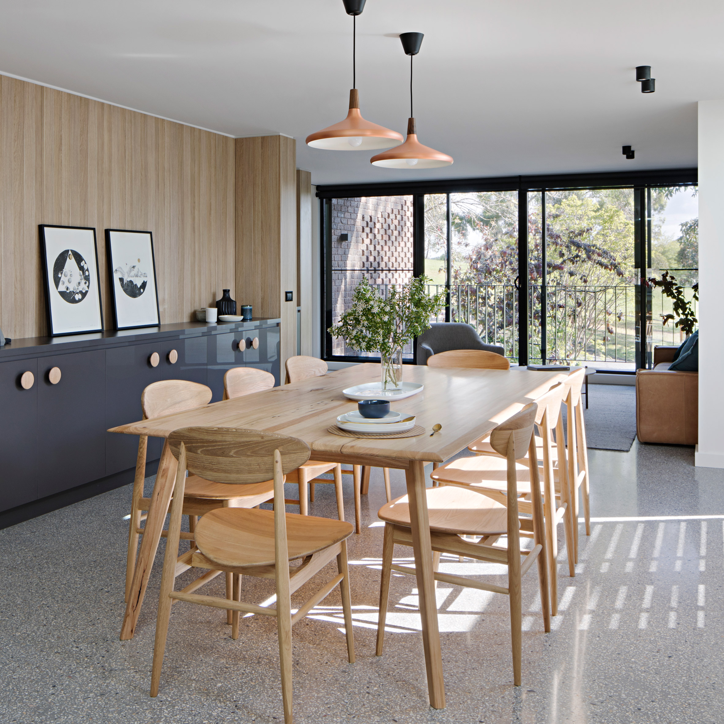 House design australia - Inbetween Architecture Transforms Terribly Dated 1970s Melbourne House To Open Up Lake Views