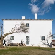 Eduardo Souto de Moura transforms Portuguese farming village into luxury retreat