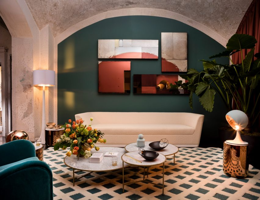 Sé Apartment at Milan design week