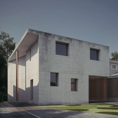 Semblance House by the Office of Adrian Phiffer