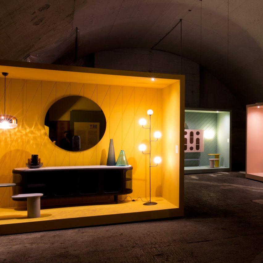 Sets by Matteo Zorzenoni
