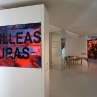 SOS installation by Achilleas Souras for Moroso