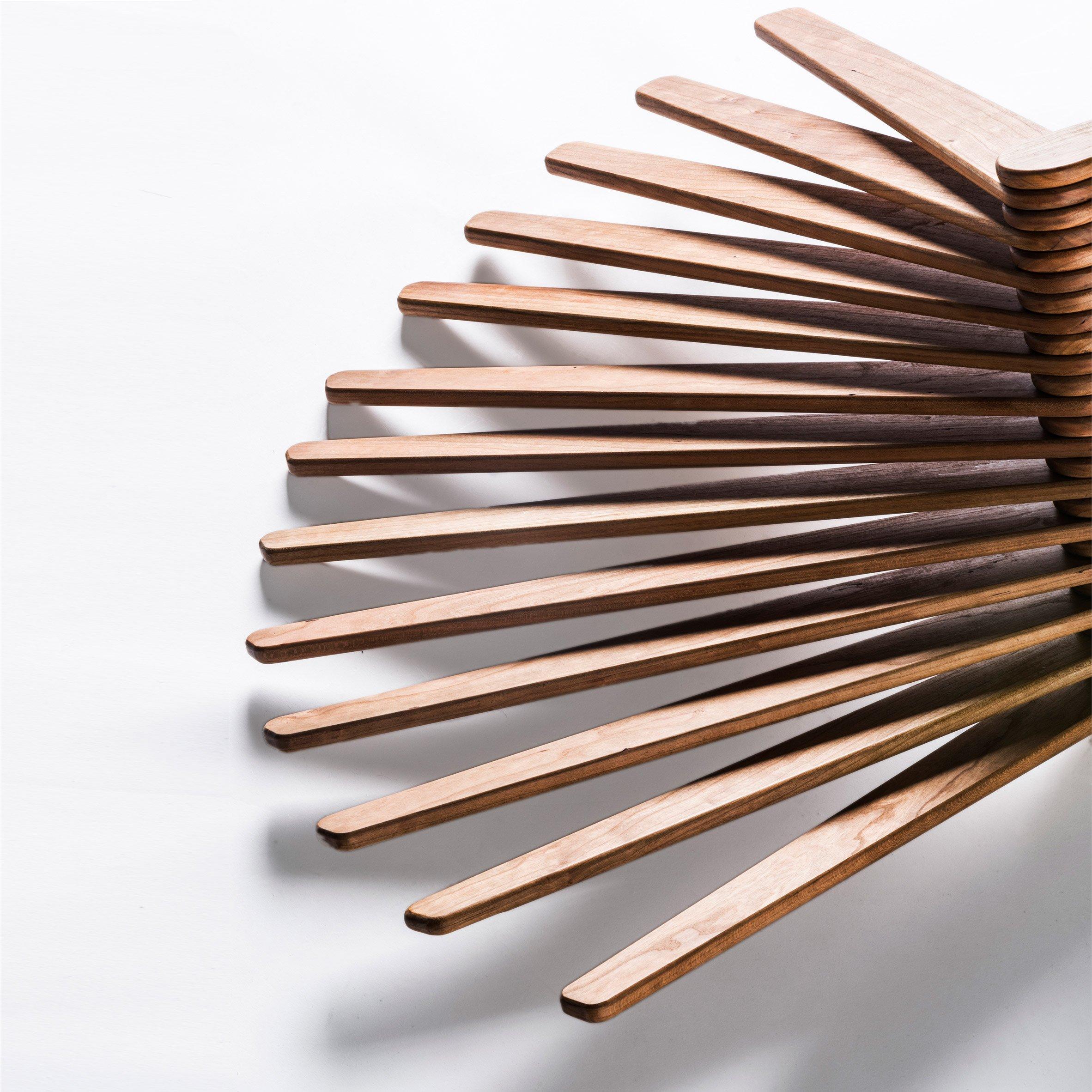 Swish stool for Cassina