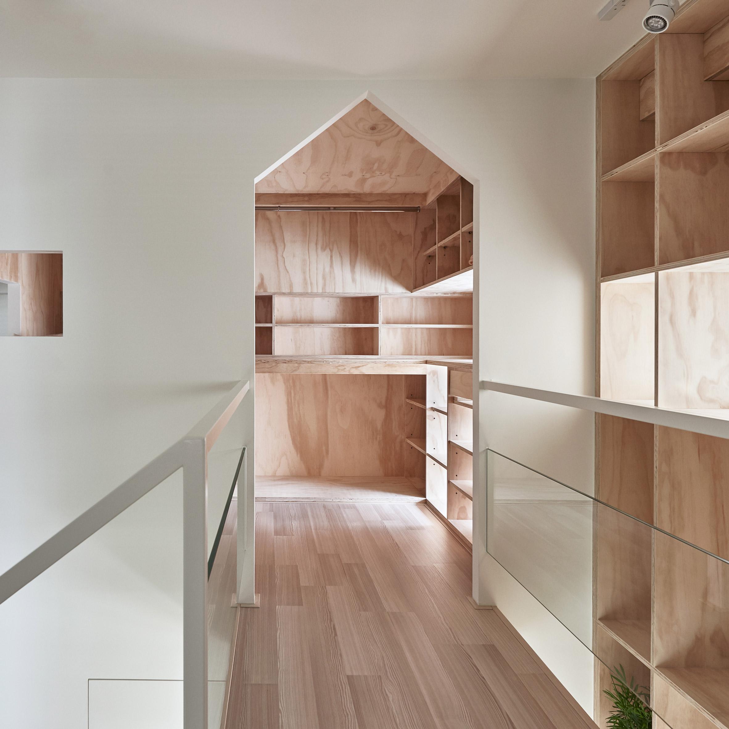 Dezeen Pinterest Roundups houses within houses