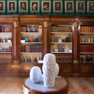 Airbnb fills Leonardo da Vinci's former mansion in Milan with designers' personal curios