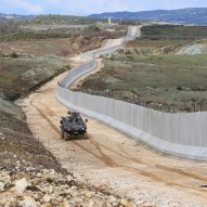 Turkey completes first phase of 900km wall along Syrian border