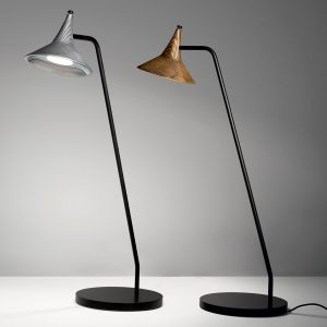 Unterlinden table light by Herzog & de Meuron for Artemide