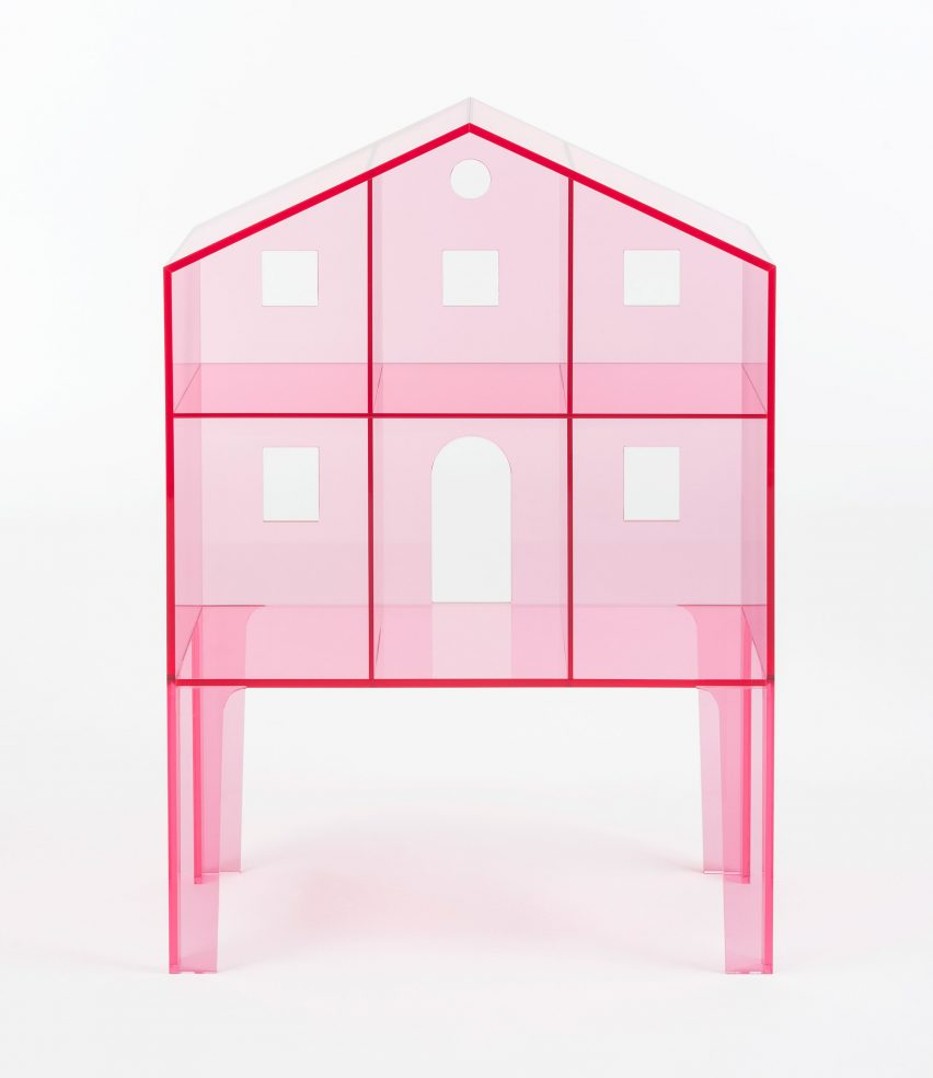 VILLA by Fabio Novembre for Kartell