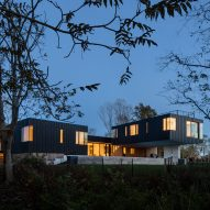 Watermill House by Office of Architecture