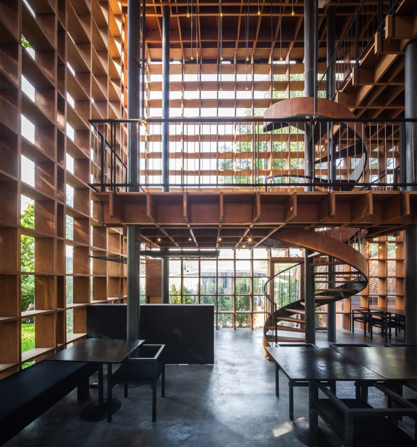 The Wine Ayutthaya by Bangkok Project Studio