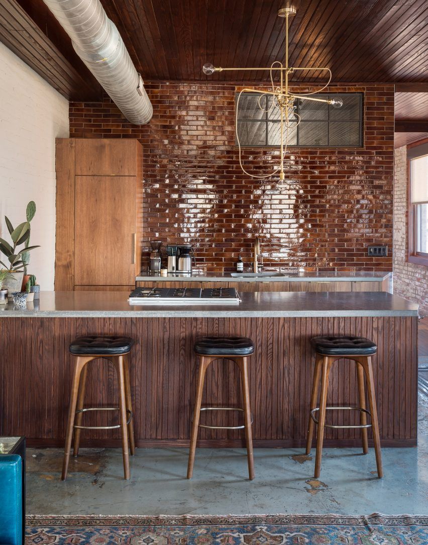 Wm. Mulherin's Sons Italian Restaurant and Hotel by Stokes Architecture