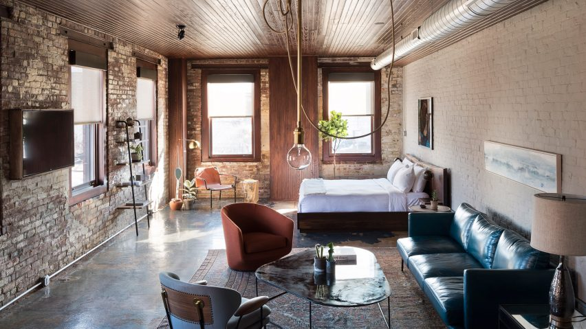 Philadelphia Whiskey Factory Converted Into Shabby Chic Wm Mulherin S Sons Hotel And Restaurant