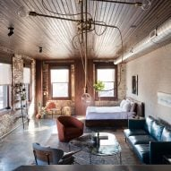 Philadelphia whiskey factory converted into shabby-chic Wm Mulherin's Sons hotel and restaurant
