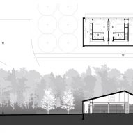 Plan for Woodshed by Birdseye