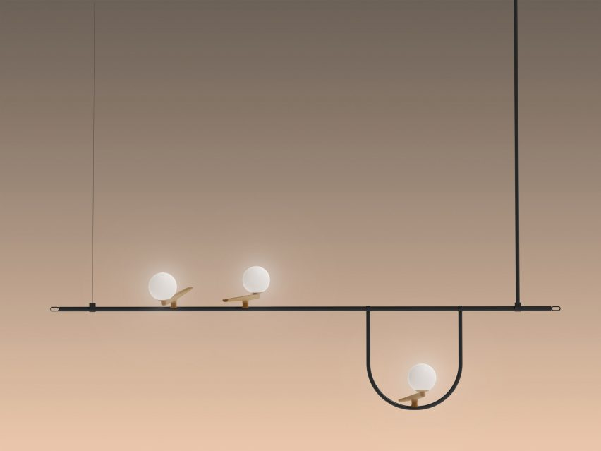 Yanzi collection by Neri & Hu for Artemide