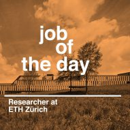Job of the day: researcher at ETH Zurich