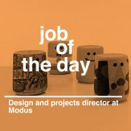 Job of the day: design and projects director at Modus
