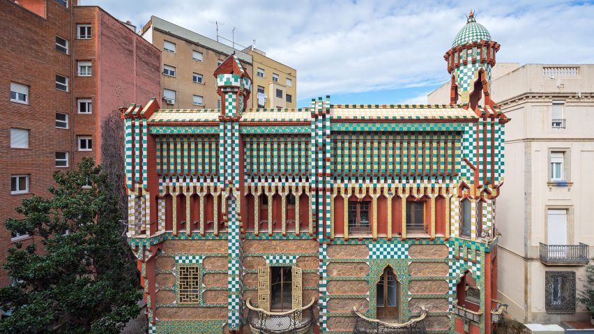 8e90187352 Gaudí s first built house set to open to public for first time