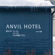 Anvil Hotel by Studio Tack