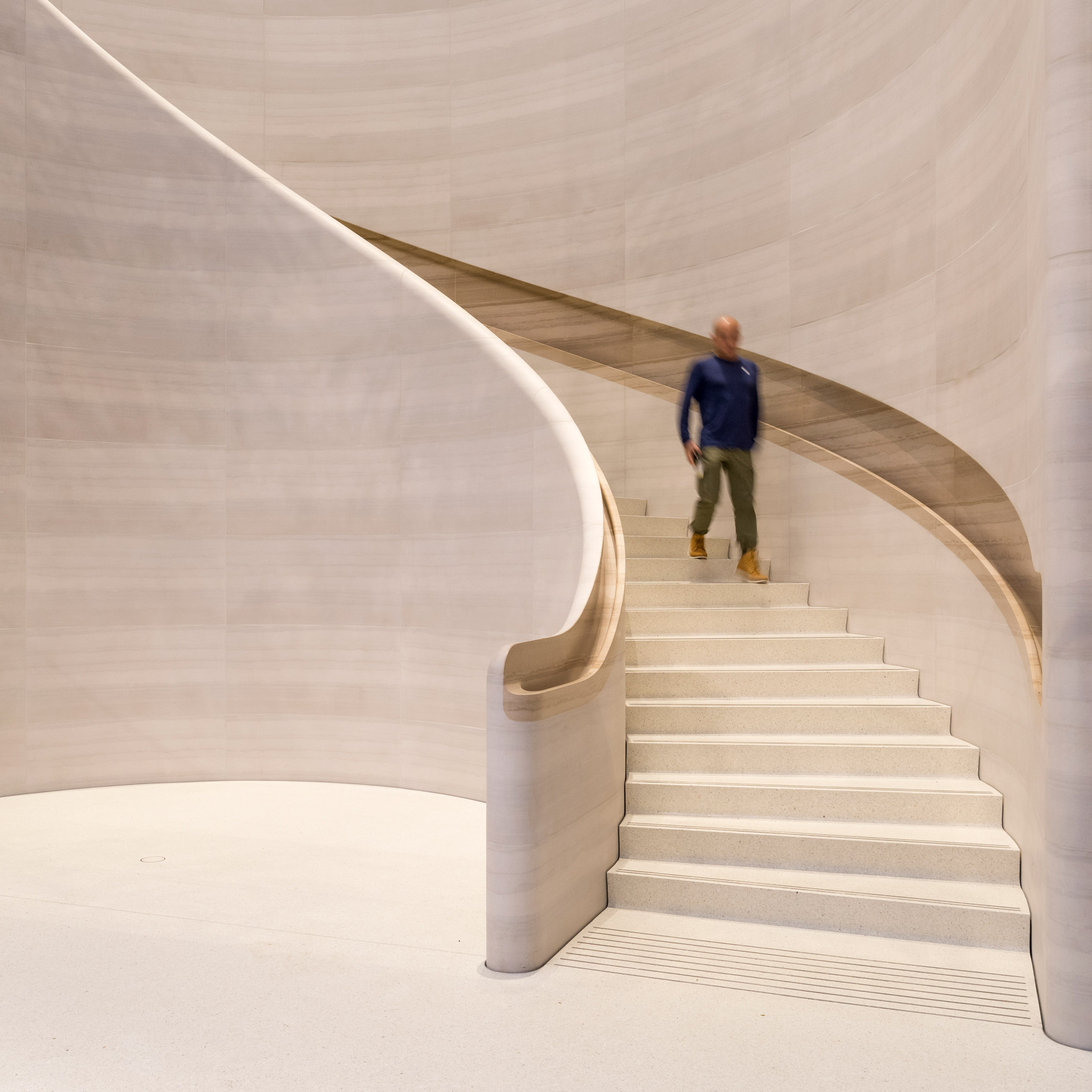 Foster + Partners Apple stores: Apple Orchard Road by Foster + Partners