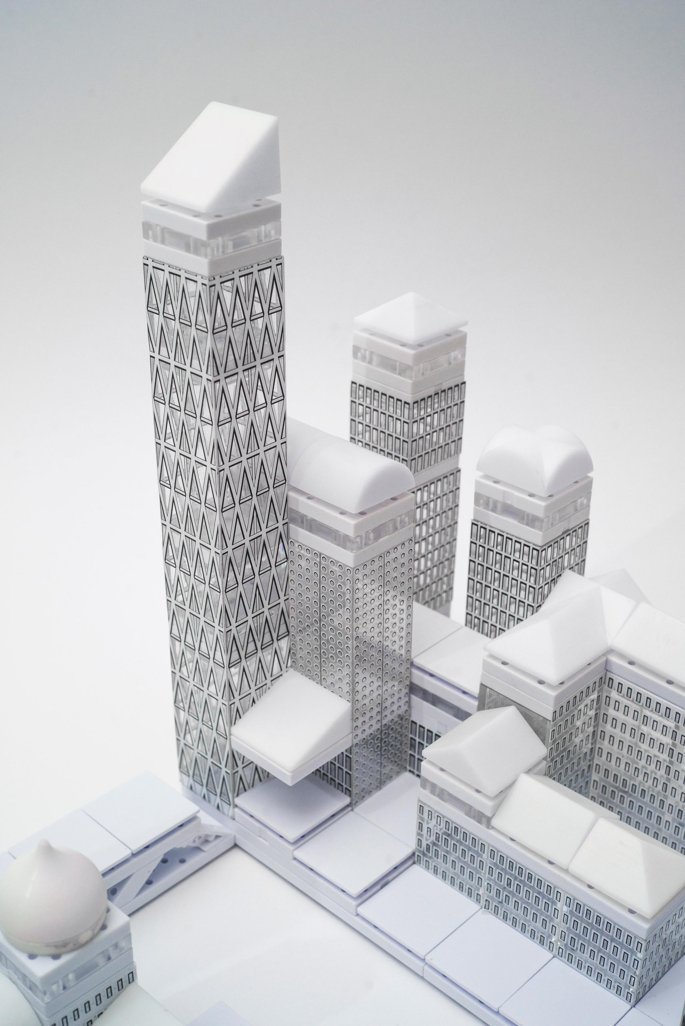 Arckit building tool
