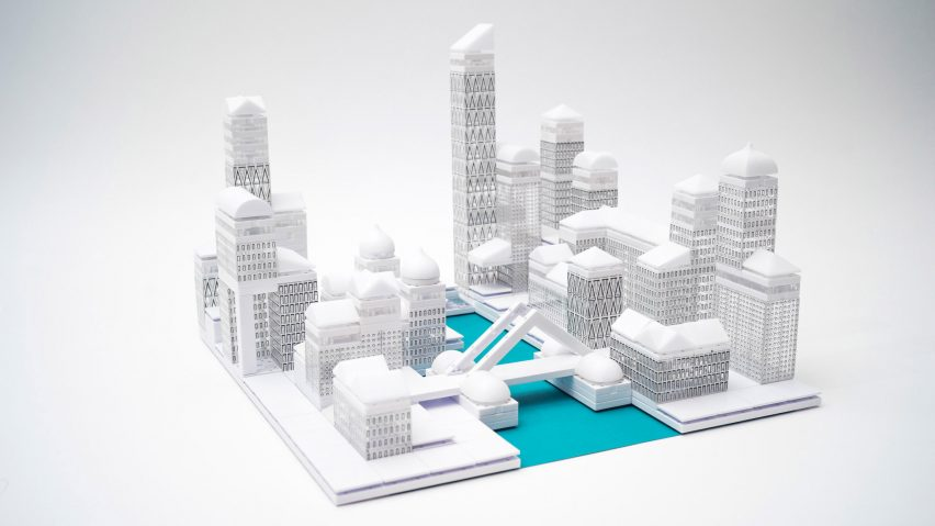 Architecture Design Kit easy-to-assemble building kits aim to inspire new generation of