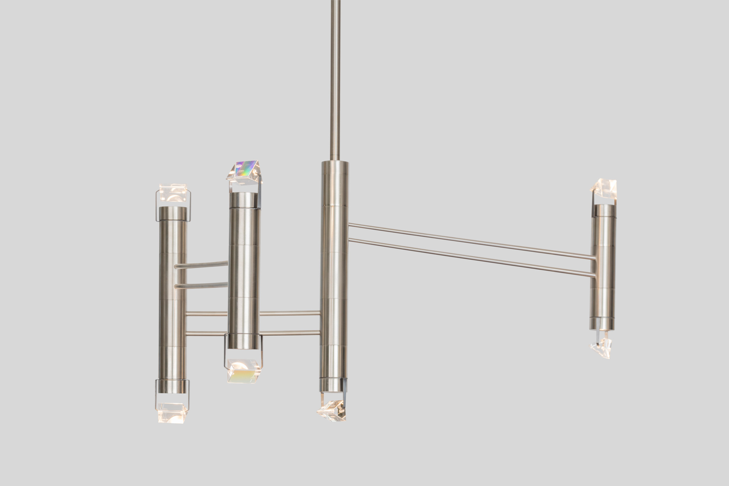 Bec Brittain launches Aries lighting collection among galactic projections