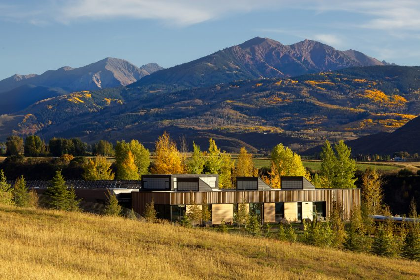 Aspen Community School by Studio B