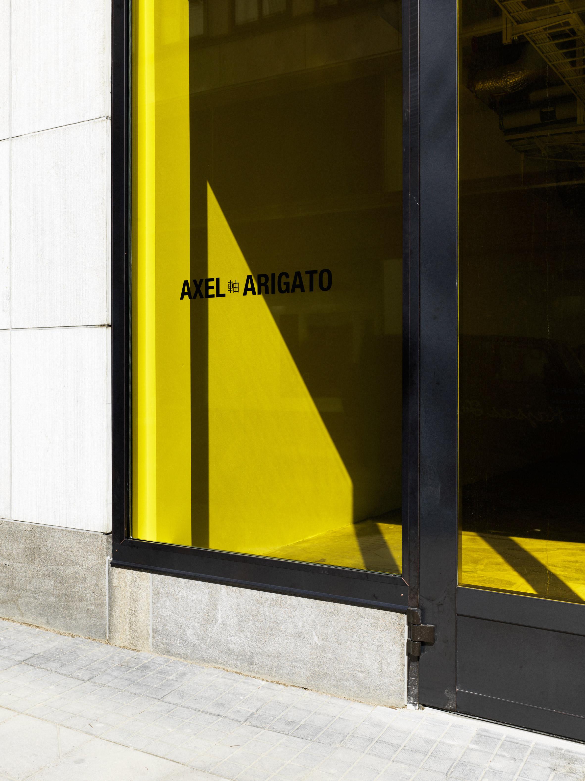 Axel Arigato Stockholm Pop-Up