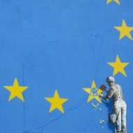 Banksy takes aim at Brexit with latest mural